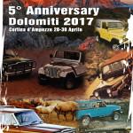 5° Anniversary Dolomiti 2017